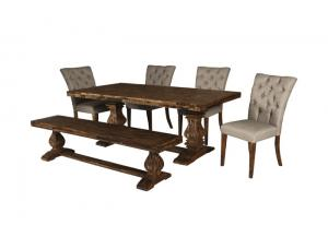 Normandy 6pc Dining Set