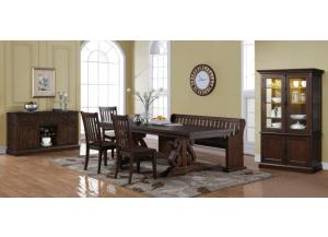 San Juan 6pc Dining Set