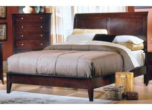 Borgeois Low Profile Queen Bed