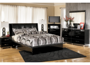 Image for Atella Queen Platform Bed