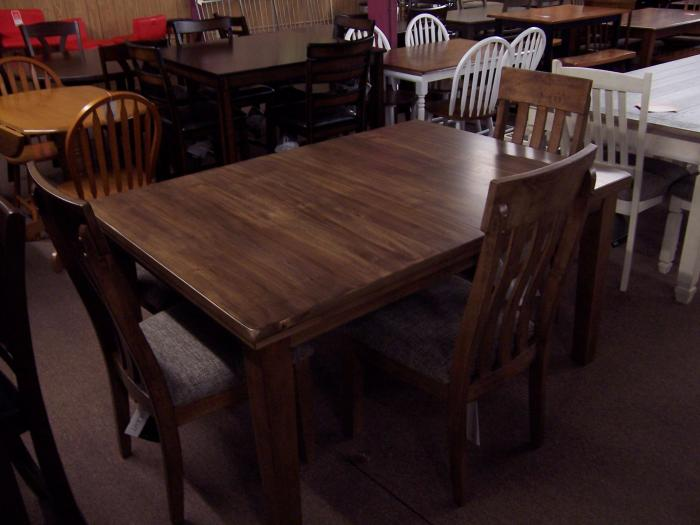 Solid Wood 5 pc dinette. Was 619.00,Ahner New Furniture