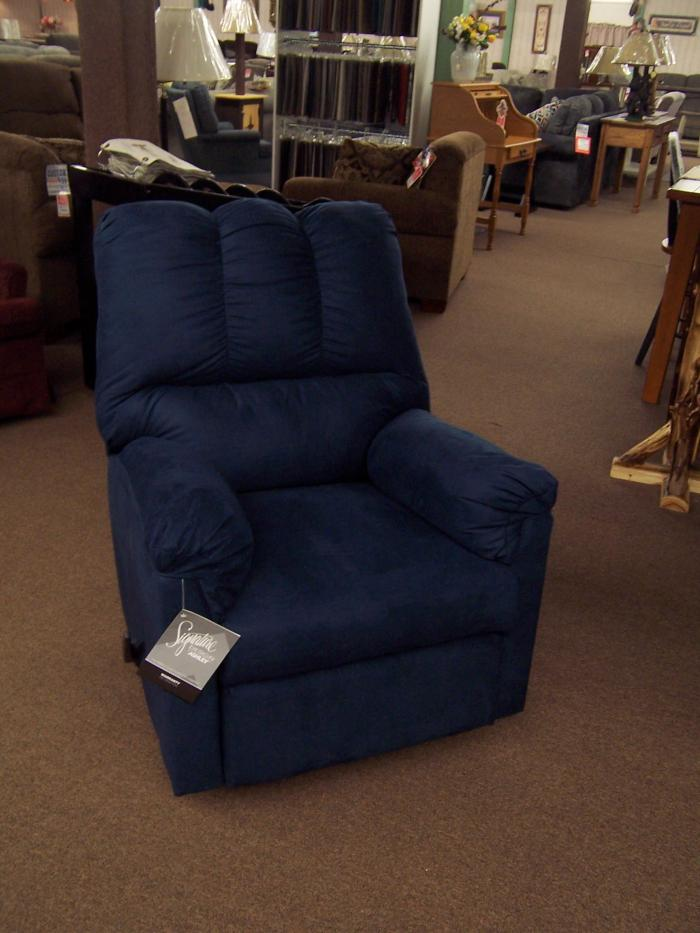 Ashley Recliner. Was 339.00,Ahner New Furniture