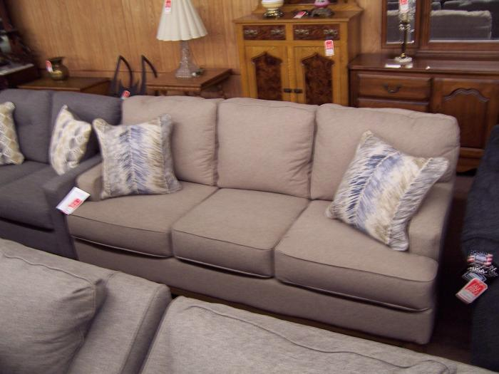 Benchcraft Sofa Was $519.00,Ahner New Furniture