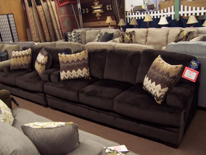 2 Pc sofa and love set. Was $1199.00,Ahner New Furniture