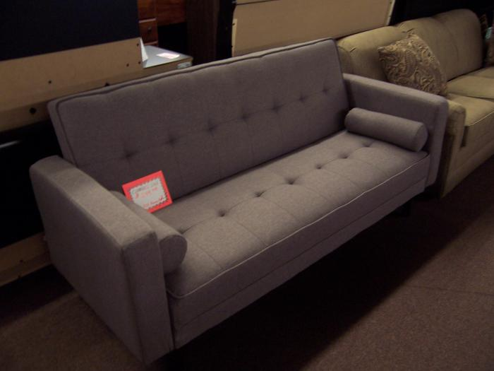 Click down sofa,Ahner New Furniture