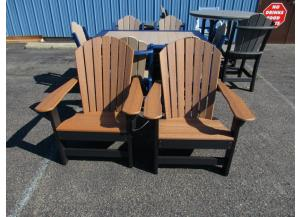 Amish Made Adirondack Chairs. was $245