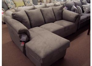Reversible Chaise Sofa. was $599.00