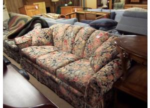Flowered Sofa