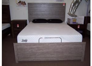 UPBEAT Sealy 9 inch Firm Memory Foam Twin Set