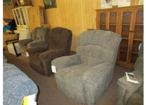 Large mans Power Recliner. Was $699.00