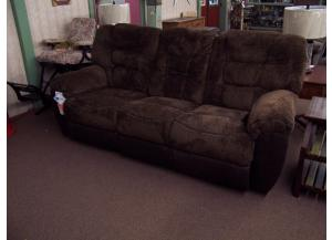 Ultra Plush Duel Reclining Sofa
