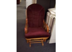 Preowned glider rocker