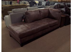 Chaise Lounge Sofa. Was $499.00