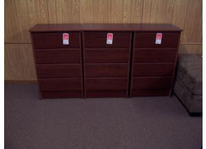 4 drawer chest. Was $119.00
