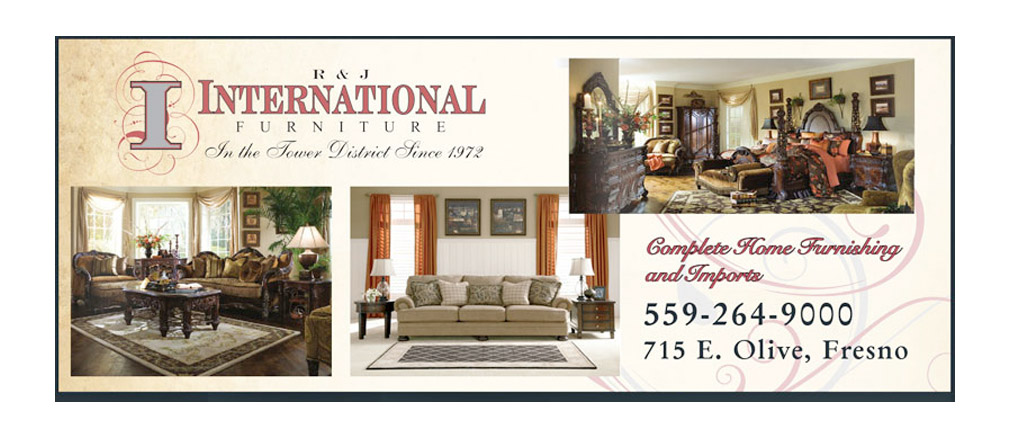 Imported Home Furnishings in Fresno, CA