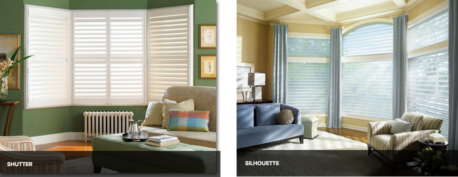 Bay Window Coverings in Southlake, TX