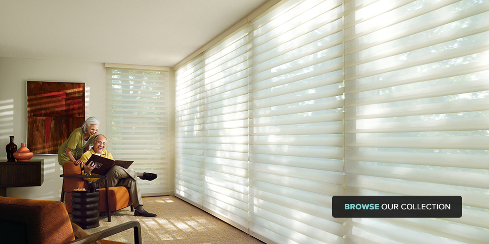 Hunter Douglas Window Fashions in Dallas/Fort Worth, TX