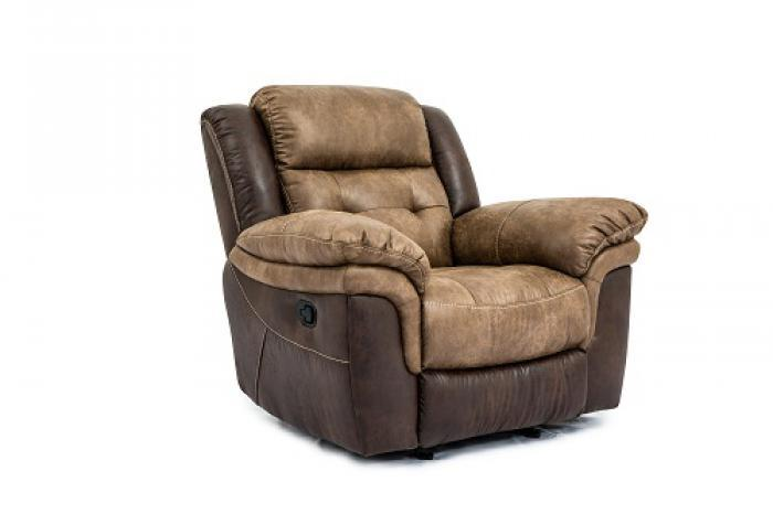 Cheers Two Tone Recliner,Cheers