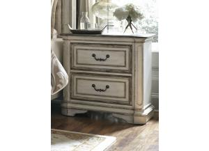 Magnolia Manor Night Stand