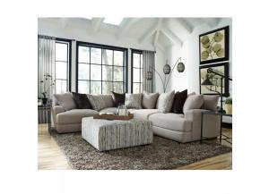 Hannigan Stationary Sectional