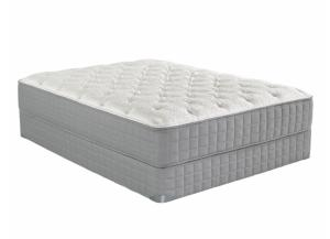 II Plush Queen Size Mattress With Foundation