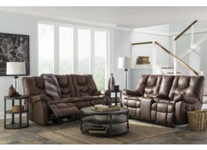 Burgett Reclining Living Room Set