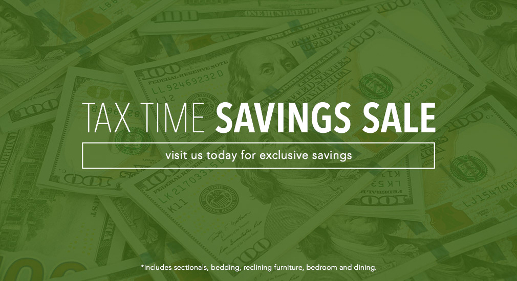 Tax Time Savings