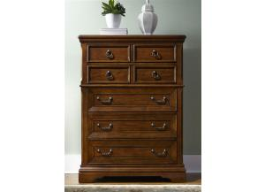 547 Laurelwood 5 Drawer Chest