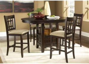 20 Santa Rosa Pub Table with 4 stools