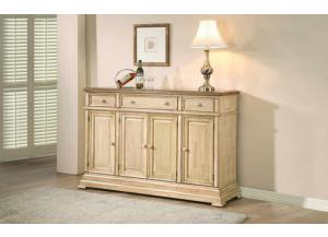 DQ1470BW Quails Run Sideboard