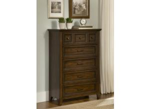 461 Laurel Creek 5 Drawer Chest