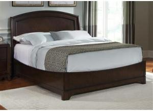 505 Avalon Queen Platform Bed