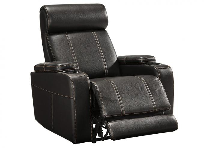 Power Reclining Entertain Chair,IN STORE