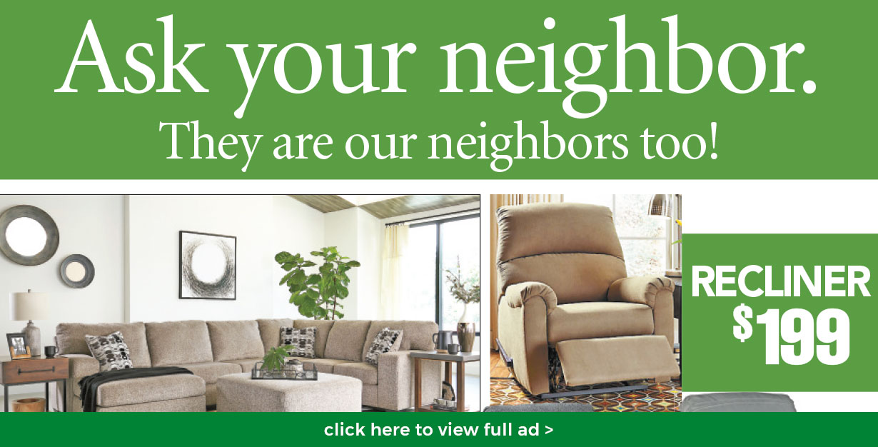 Ask Your Neighbor