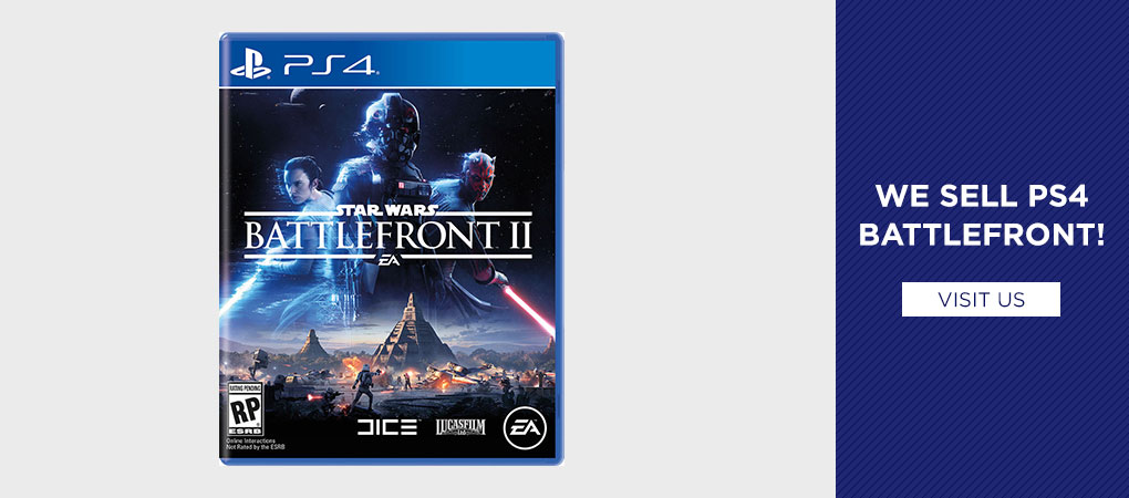 PS4 Battlefront