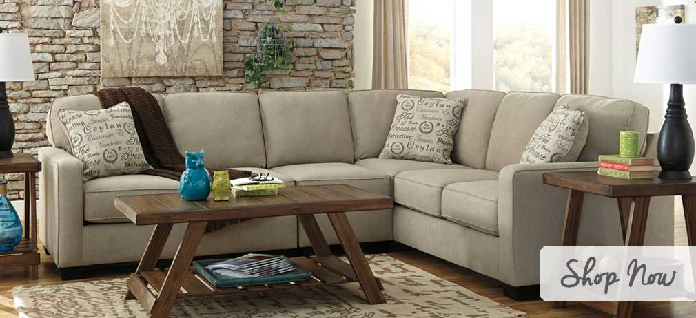 Alenya Quartz Extended Sectional