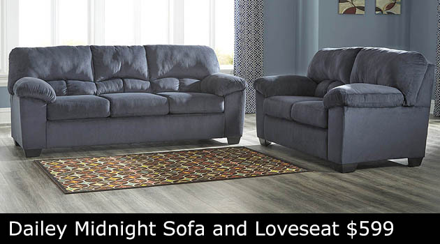 Charmant ... NY Dailey Midnight Sofa And Loveseats In Brooklyn, ...