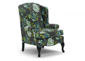 Esther Queen Anne Wing Back Chair