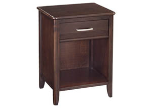 CAF Pacific 1-Drawer Nightstand