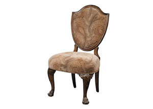 New Orleans Upholstered Side Chair