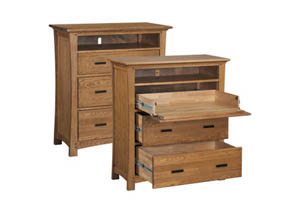 LSO Prairie City Multi-Media Chest