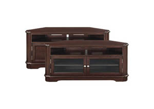 "Image for CAF McKenzie 54"" Corner Sound Bar Media Console"