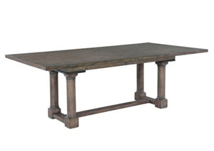 Lincoln Park Trestle Dining Table