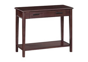 Image for CAF Stayton Entry Table