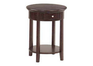 Image for CAF McKenzie Round Side Table