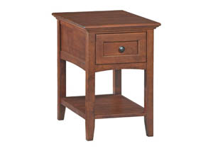 GAC McKenzie Chairside Table