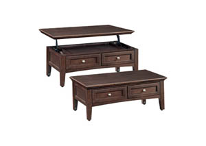 Image for CAF McKenzie Lift Top Coffee Table