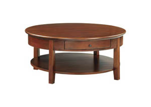 Image for GAC McKenzie Round Cocktail Table