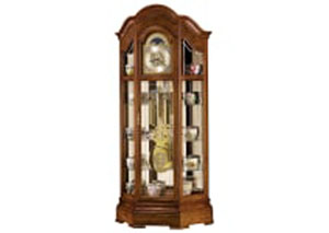Majestic Traditional Collection Floor Clock