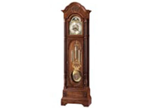 Clayton Traditional Collection Floor Clock